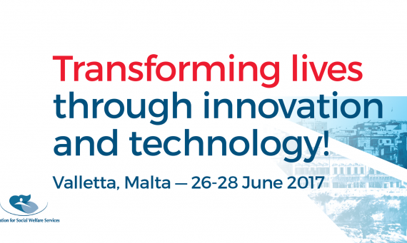 European Services Conference 2017 - Transforming lives through innovation  and technology!
