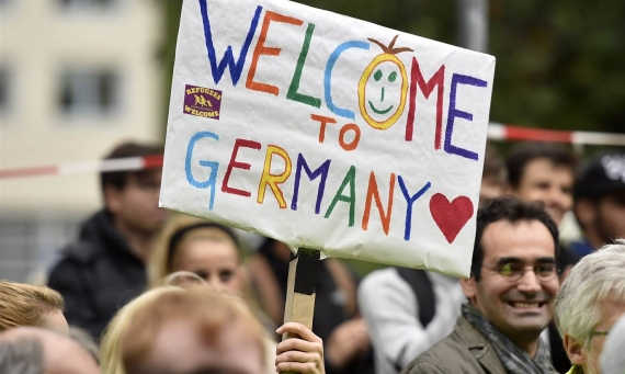 Germany and the refugee crisis
