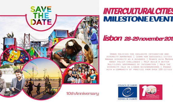 Join the Intercultural Cities 2017 Milestone Event, Lisbon