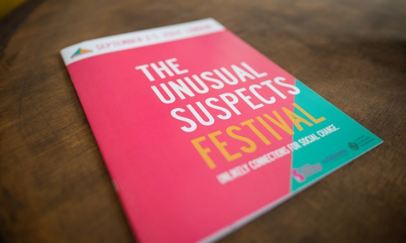 The Unusual Suspects Festival is back!