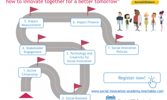 Technology and Creativity for Social Innovation