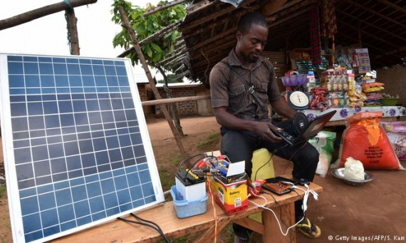 Germany to boost green energy in Africa - but will it work?