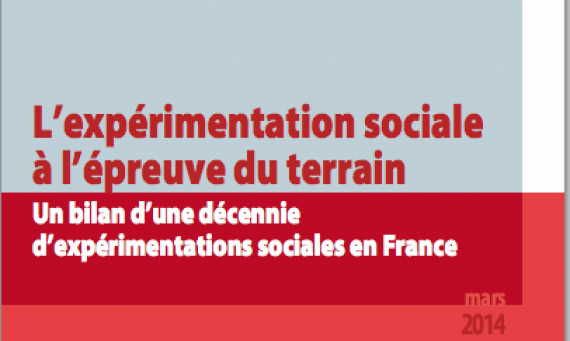 Putting social policy experimentation to the test in France report cover