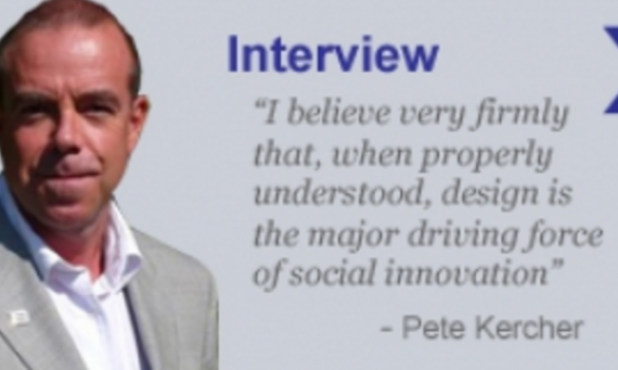 Interview: Pete Kercher on social design and social innovations