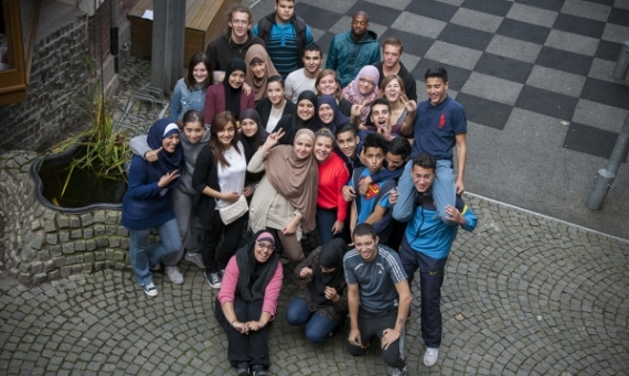 30 years of youth social work in 3 Belgian cities