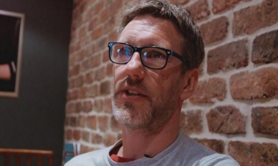 Unusual Suspect: Robin McAlpine, Director of Common Weal in Scotland