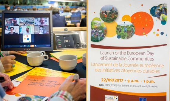 The European Day of Sustainable Communities