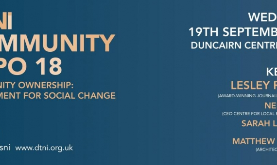Development Trust Northern Ireland Community Expo 2018