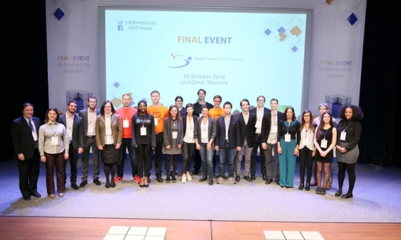 European Investment Bank's Social Innovation Tournament 2017