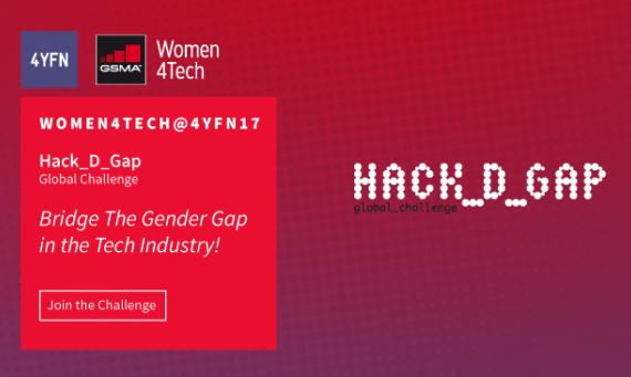 Hack your way to bridging the gender gap!