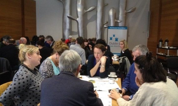Transforming solutions to community problems in Dublin