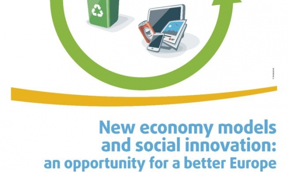 New economy models and social innovation: an opportunity for a better Europe. 16 February, Brussels