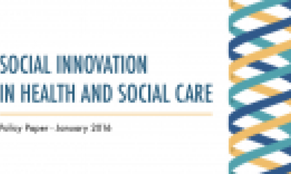 Social Innovation in Health and Social Care logo