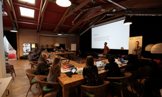 The Digital Identity of Cities: workshop in Amsterdam, March 2017
