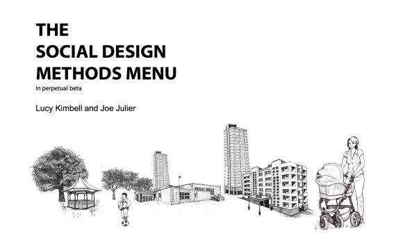 The Social Design Methods Menu