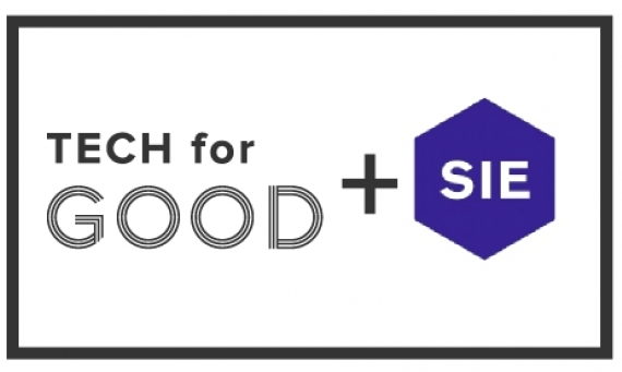 sie and tech for good logo