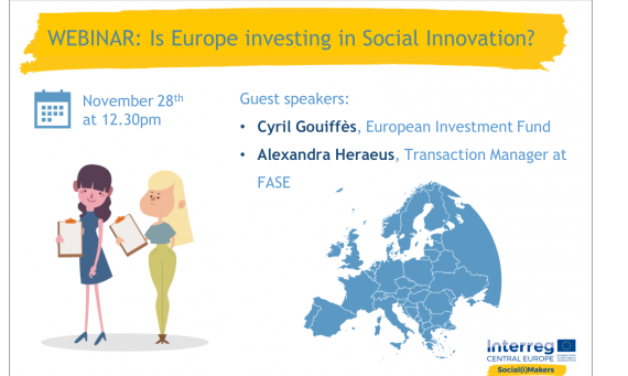 Is Europe financing Social Innovation?