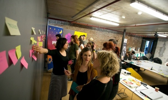 Co-creation workshops across 5 cities