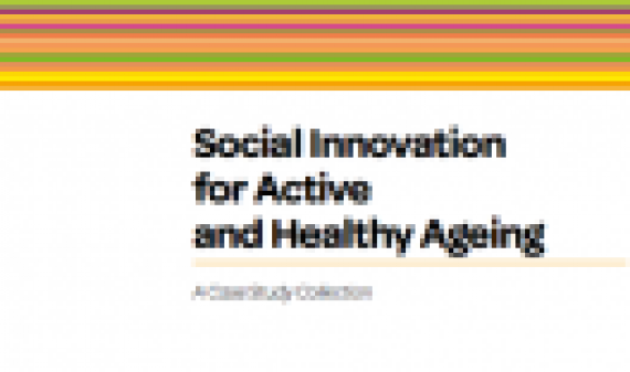 Social Innovation of Active and Healthy Ageing logo