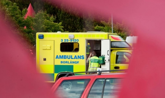 Ambulances in Sweden can now hijack in-car radios