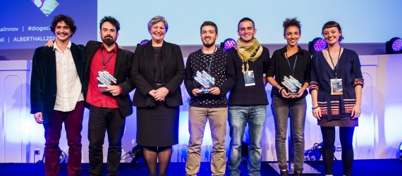 Project Virtuous Triangle: Winner of the 2016 EU Social Innovation Competition