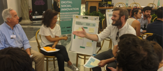 Three things we learned at the DSI Fair in Rome