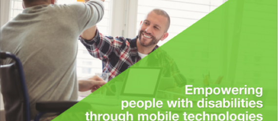 Empowering people with disabilities through mobile technologies: 7th March