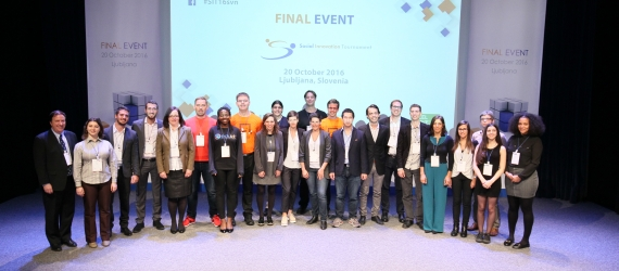Social Innovation Tournament 2016 Winners