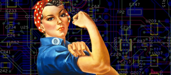 #BeBoldForChange - The Women Using Tech to Empower Others